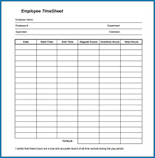 printable employee time sheets free printable employee timesheet template templateral
