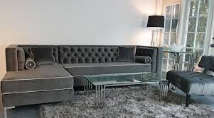 decenni custom furniture  decenni tobias  foot tufted sectional