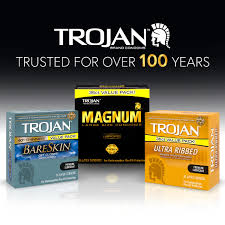 Trojan Xoxo Size Chart Trojan Double Ecstasy Lubricated Condoms 24ct
