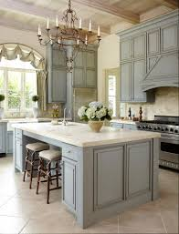 French Inspired Kitchen Designs