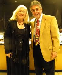 Myrna Cohen, Vice Chair, Visits Ra'anana November 14, 2019