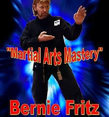 Shihan Bernie Fritz   martial-arts