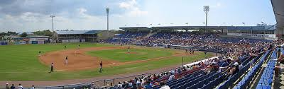 Roger Dean Stadium Seating Chart With Seat Numbers Dunedin Stadium Toronto Blue Jays Spring Training