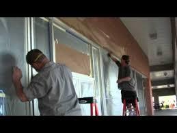 painting aluminum window frames