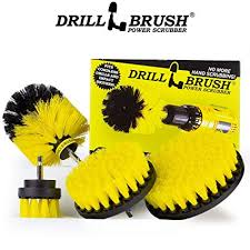 Cleaning Bathroom Tile Adorable Amazon Drillbrush 48 Piece Nylon Power Brush Tile And Grout