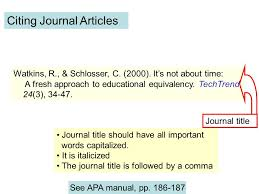 apa format research paper guidelines library