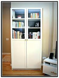 white bookcase with glass doors billy bookcase white white billy bookcases within most recently released white