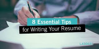 40 Essential Tips For Writing Your Resume Ladders Enchanting Tips For Writing A Resume