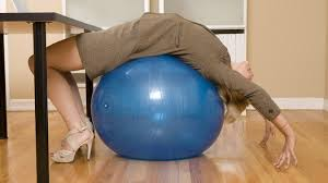 Office Ball Should You Use Exercise Ball Instead Of Office Chair Greate Office