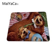 maiyaca yogi bear game gaming mouse pad mat mousepad as gifts whole not lock edge mouse pad in mouse pads from puter office on aliexpress