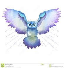 High Resolution T Shirt Designs Watercolor Owl Stock Illustration Illustration Of Green