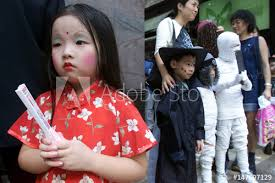 HONG KONG CHILDREN PARTICIPATE IN HALLOWEEN COSTUME COMPETITION.