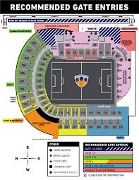 Jeld Wen Stadium Seating Chart 2019