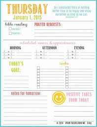 free daily calendar 2015 daily calendar templates 2015 best of 40 printable daily planner