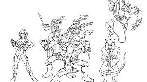 Small Picture Teenage Mutant Ninja Turtle Coloring Pages olgusacom
