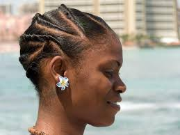 Unprofessional Hair Style 5 creative natural braided hairstyles for black women latest 4333 by wearticles.com