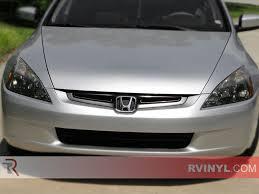 Rtint® Honda Accord Sedan 2003-2005 Headlight Tint | Film