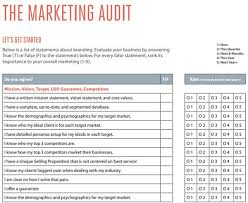 Marketing Audit Example Magdalene Project Org