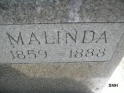 Malinda Durant Pate (1859-1888) - Find A Grave Memorial
