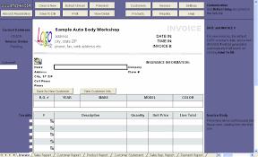 New Xcell Auto Repair Auto Repair Invoice Template Excel Auto Repair Invoice Template C5