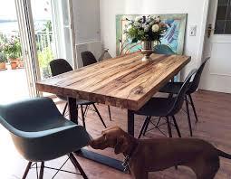 Esstische Aus Massivholz Nach Maß Von Holzwerk Hamburg Tisch In