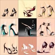 Image Concept High Heel Concept Drawings Omg Shoes Autodesk Sketchbook Hudson Rio Industrial Designer Autodesk Sketchbook