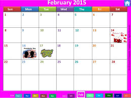 Free Printable Calendar 2015 February Blank Printable Calendar 2015
