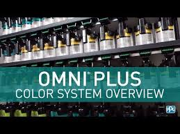 Ppg Omni Plus Color System Overview