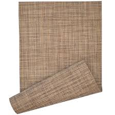 table runner brown and tan wipe clean table runner at