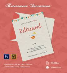 Free Retirement Flyer Templates Retirement Flyer Template Free Noorwood Co