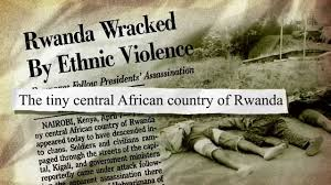 The Rwandan genocide: 20 years later - YouTube
