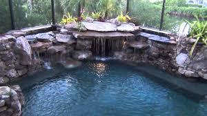 Diy Pool Waterfall Diy Pool Waterfall Outdoor Design And Ideas