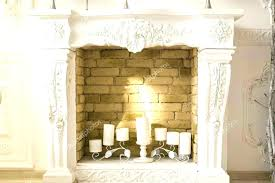 decorative fireplace logs decorative fireplace logs decorative fireplace white decorative fireplace with candles stock photo decorative birch fireplace logs