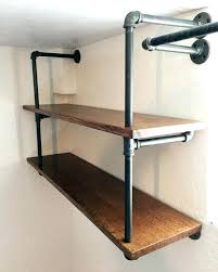 track shelving home depot brilliant wall shelves design great heavy duty track shelving within prepare shelf track system home depot home depot closetmaid