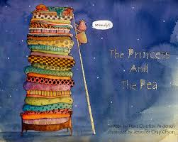 princess and the pea book. ONCE Upon A Time There Was Prince Who Wanted To Marry Princess; But She Would Have Be Real Princess. He Traveled All Over The World Find Princess And Pea Book