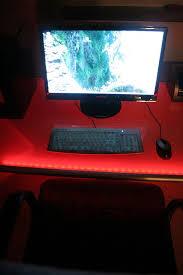 under desk led lighting. Kevin Freitas IKEA Workstation Under Desk Led Lighting