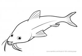 Small Picture Tropical Fish Coloring Page HubPages