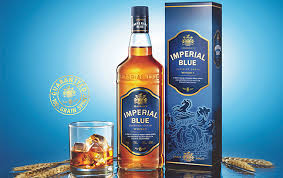 Indian Whisky Brand Champion 2018 Imperial Blue
