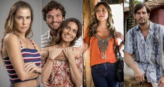 """Gal, Chico, Caetano, Alcione, Thiaguinho, Maria Gadú, Safadão e Pabllo Vittar estarão na trilha de """"Segundo Sol"""""""