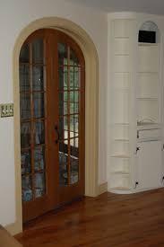 interior double doors. Interior Elliptical Arch Top Double French Door Unit -project In PA Doors