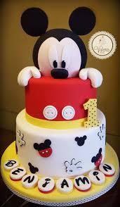 Mickey Cake Valeria Cakes Repostería Creativa Cakes Mickey Mouse