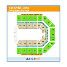Van Andel Arena Events And Concerts In Grand Rapids Van