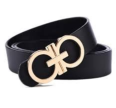 gold buckle bullet belt genuine leather women waist strap for jeans wide belt at women s clothing