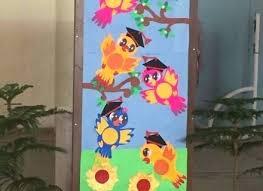 cool door decorations. Unique Decorations Spring Door Decorating Ideas For Preschool Cool Decorations  Preschoolers 3   With Cool Door Decorations G