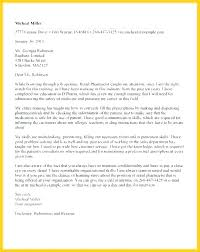 Pharmacist Cover Letter Sample Cocinacolibri Com