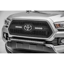 zroadz z329511 kit s tacoma front bumper light bar mount with 30 2002 Toyota Tacoma Winch Bumper at 2002 Tacoma Front Bumper Wiring Harness