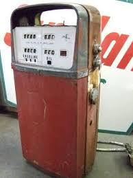 gilbarco gas pump. gilbarco pump marine oil mix gas