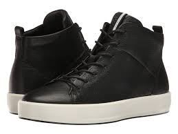 ecco soft 8 high top womens black cow leather ecco kids shoes ecco shoes on recognized brands