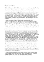 sample essay how to write a macbeth essay org view larger