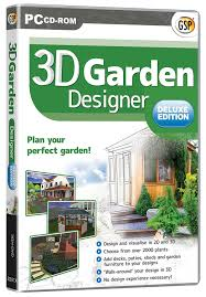 Small Picture 3D Garden Designer Deluxe Amazoncouk Software